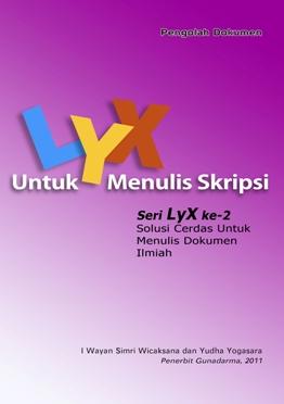 LyX untuk skripsi