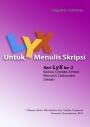 Buku Panduan LyX Untuk MenulisSkripsi