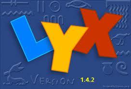 Logo LYX