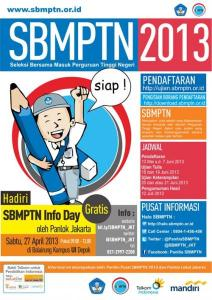 poster SBMPTN