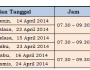 POS (Prosedur Operasi Standar) UN2013/2014