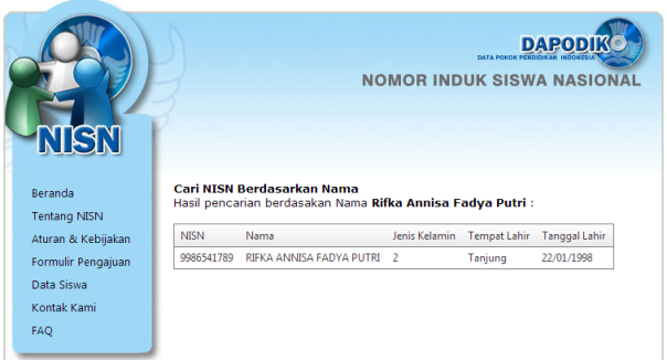 NISN3